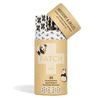 PATCH Bambus-Pflaster mit Kokosnussöl