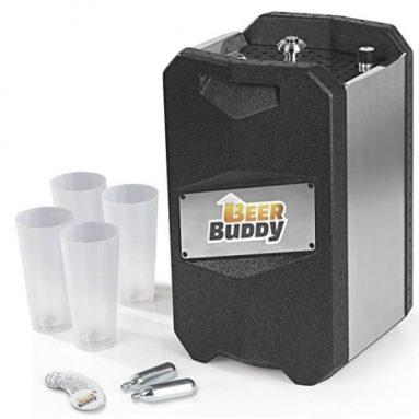 Beer Buddy -Bierzapfanlage ohne Strom