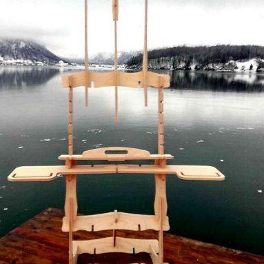 Dee Leu Easel Staffelei aus Holz