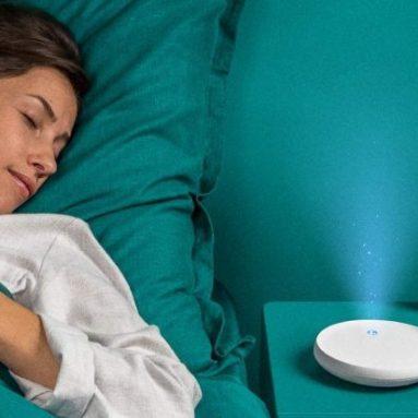 Dodow – Einschlafhilfe