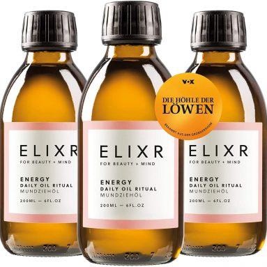 ELIXR Energy Mundziehöl 200ml