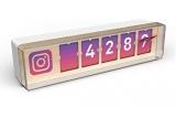 Instagram Counter