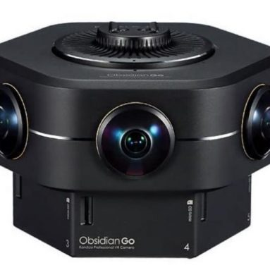 KanDao Obsidian GO Kamera