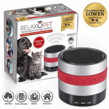 RelaxoPet Tierentspannungs-Trainer