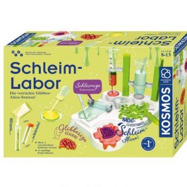 Schleim-Labor Experimentierkasten