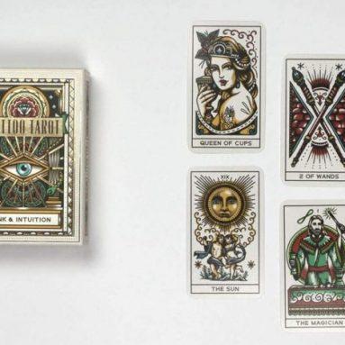 Tattoo Tarot Cards