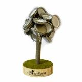 Bierbaum – Kronkorken-Sammler klein