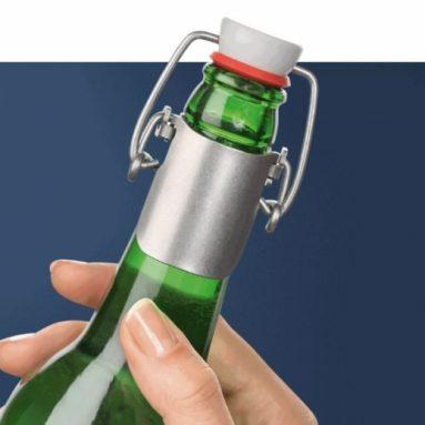 Bügelmann Flaschenverschluss