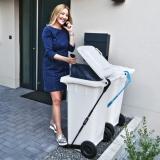 FLIDOX nachrüstbares Fußpedal für die Mülltonne