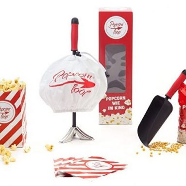 Popcornloop – neuartiger Popcornmaker